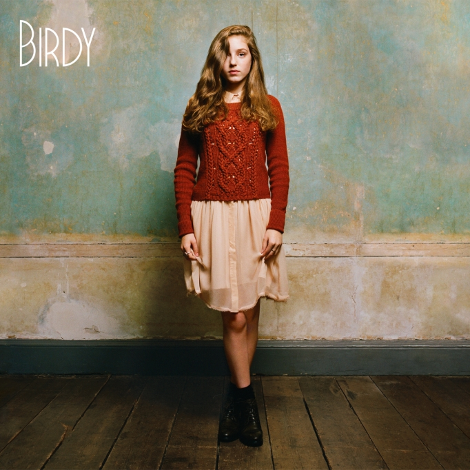 Birdy's first album cover