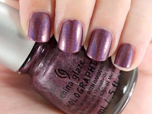 China Glaze 'When Stars Collide' (photo courtesy of Beautezine)