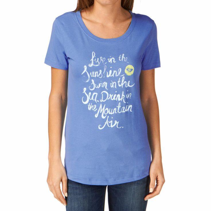 Roxy Maya T-shirt, £15.99 from Surfdome